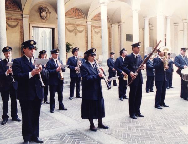 La Civica Orchestra di Fiati Oggi