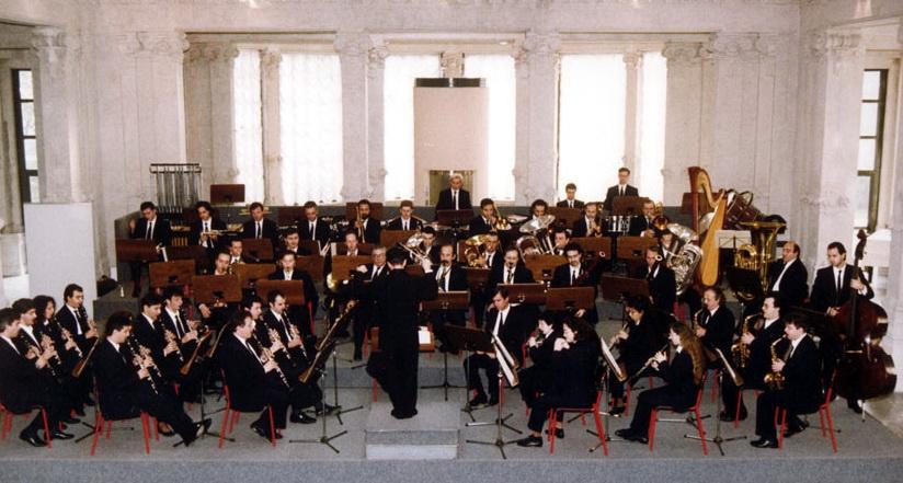 La Civica orchestra di Fiati alla Palazzina Liberty