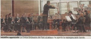 L'auditorium di Parma