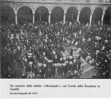 Banda Municipale 1919