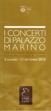Palazzo Marino 2010