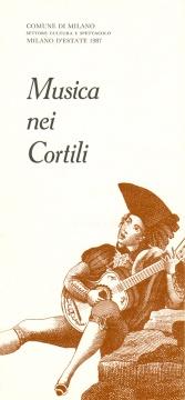 Musica nei Cortili