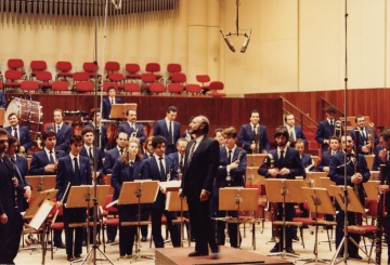 Filippo Cuscito e la Civica Orchestra